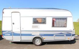 Fendt Saphir 450 QB TÜV,Vorzelt,Fahrradtr. 100kmh