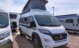 Hymer Camper Van Grand Canyon Im Zulauf April 2021