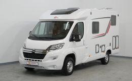 Bürstner Nexxo Van 590 T (Sat , TV , Markise)