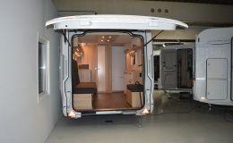 Knaus Deseo 400 TR Hubbett, 1800 kg