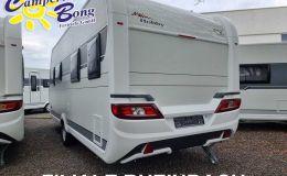 Hobby De Luxe 495 WFB Modell 2021 mit 1800 kg
