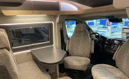 Globecar Campscout Elegance Automatik,Gas/Elekto Heizung