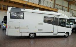 LMC Liberty 6900 I /Festbett+Hubbett/Garage