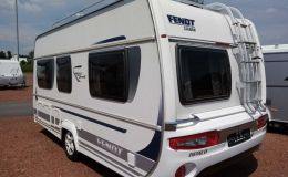 Fendt Bianco Sportivo 450 SQB * Solar * TV *