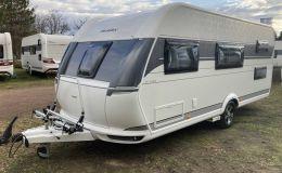 Hobby De Luxe 545 KMF inkl. Mover, ETS, 2.000 kg