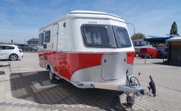 Hymer Eriba Touring Troll 530 Rockabilly Gewichtsvariante 1400 kg