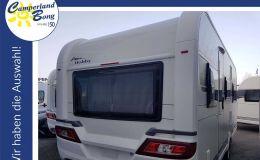 Hobby De Luxe 495 UL Modell 2021 mit 1800 kg