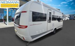 Hobby Premium 560 UL Klima*Fußbodenheizung