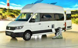 VW Grand California 600 -