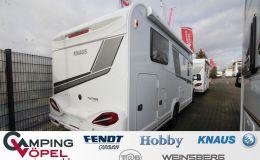 Knaus Sky Ti 700 MEG Platinum Selection Automatik, 160 PS