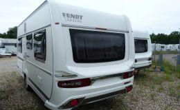 Fendt Saphir 465 SFB Modell 2021  Cardiff Polster