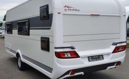 Hobby De Luxe 560 Auflastung, Markise, Garage