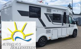Adria Coral Axess 600 SL All-In Alu*Markise*165PS