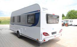 Knaus Sport 500 EU Silver Selection ATC   1.700 KG   Dusche