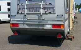 Fendt Joker 530 EN-Mover,  2 Radträger,Vorzelt