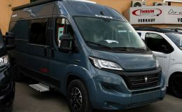 Sunlight Camper Van Cliff 600 Adventure Edition Bei Thrun in der Ausstelllung