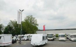 Knaus Sport 500 EU *Einzelbetten*Rundsitzgruppe*M