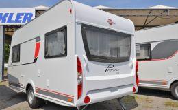 Bürstner Premio Life 430 TS Modell 2021, hohe Zuladung