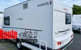 Dethleffs c' joy 420 QSH Leicht und Kompakt