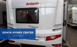 Dethleffs Aero 410 QS Klein und kompakt