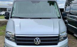 VW Grand California 680  EU Fahrzeug-Tageszulassung