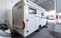 Carthago c-tourer T 143 LE  T 143 LESat-TV, Fahrerassistenzpaket