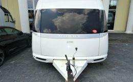 Hobby Premium 610 UL -Einzelbetten+Rundsitz -