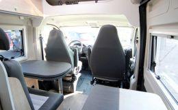 Sunlight Camper Van Cliff 600 Adventure Edition RT Verkauftes Musterfahrzeug