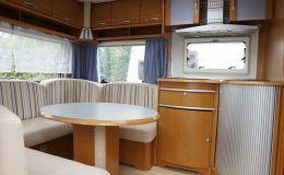 LMC Favorit 770 P Etagenbetten, 6 Schlafplätze