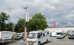 Dethleffs Globebus I 011 *2x Klima*SAT*Solar*Navi