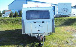 Bürstner Premio 435 TS beliebter kleiner Reisewagen