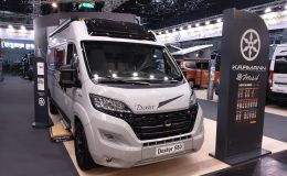 Karmann Mobil Dexter 580 Verfügbar Oktober 2021