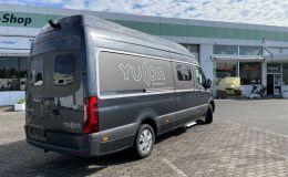 Frankia M-Line Yucon 7.0 Lounge 190PS/Automatik/TV