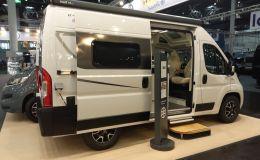 Karmann Mobil Dexter 540 Verfügbar Oktober 2021