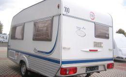 TEC Travel King 390 HTF Rangierhilfe uvm.