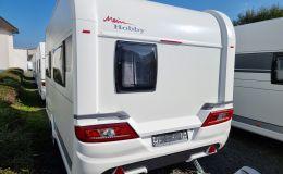 Hobby De Luxe 400 SFe Lagerfahrzeug verfügbar!