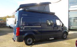 Hymer Camper Van Free S 600 mit Schlafdach