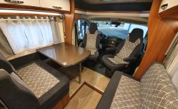 Hobby Optima De Luxe T75 HGE - ehem. Mietfahrzeug