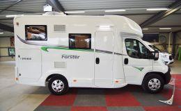 Forster T 599 HB Livin' Up SAT-Anlage+TV/Markise/Solar
