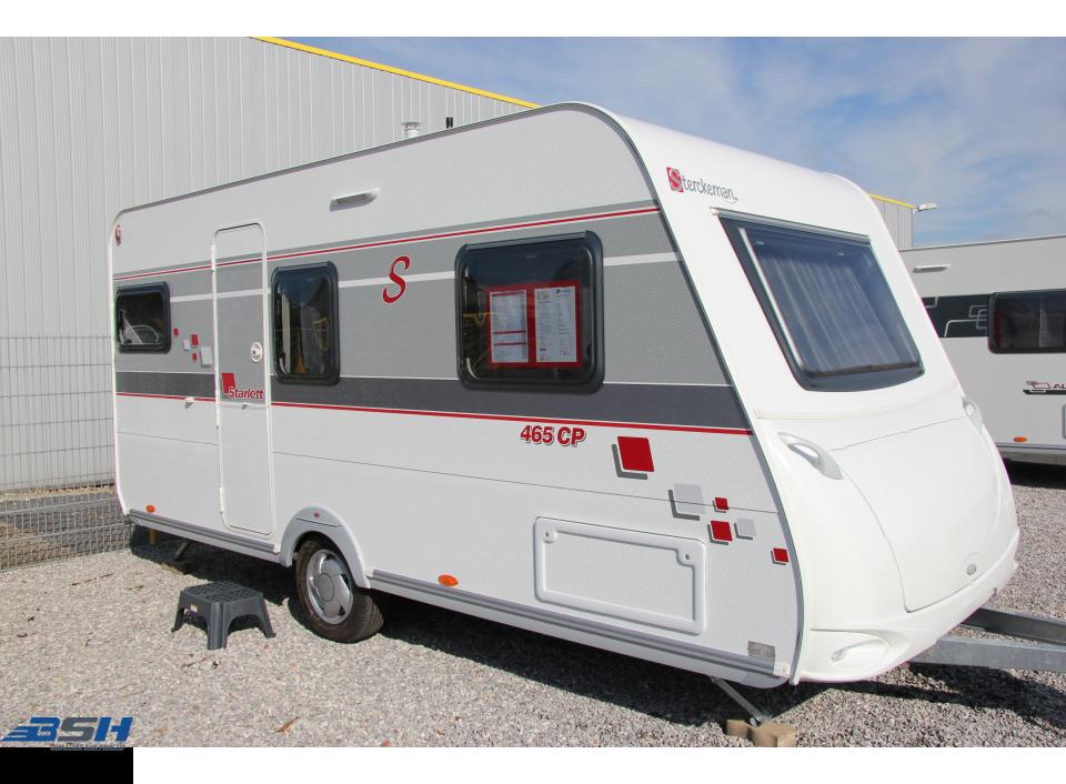 sterckeman starlett 465 cp als pickup camper in baesweiler bei. Black Bedroom Furniture Sets. Home Design Ideas