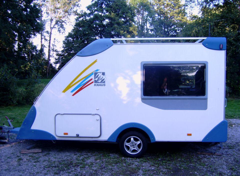 Knaus Sport Amp Fun 430 Als Pickup Camper Bei Caraworld De