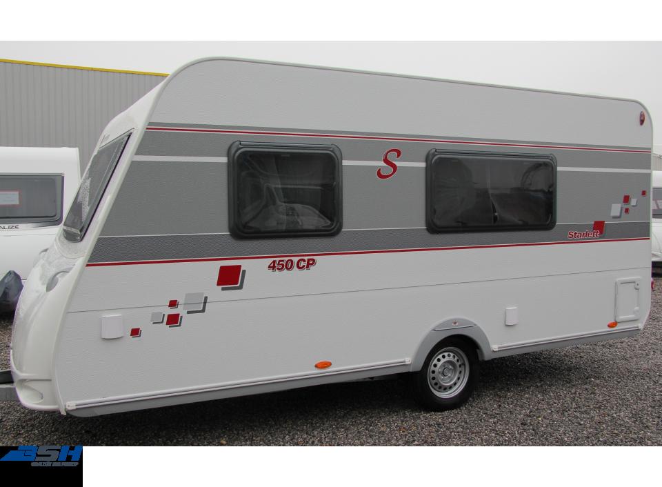 sterckeman starlett 450 cp als pickup camper in baesweiler. Black Bedroom Furniture Sets. Home Design Ideas