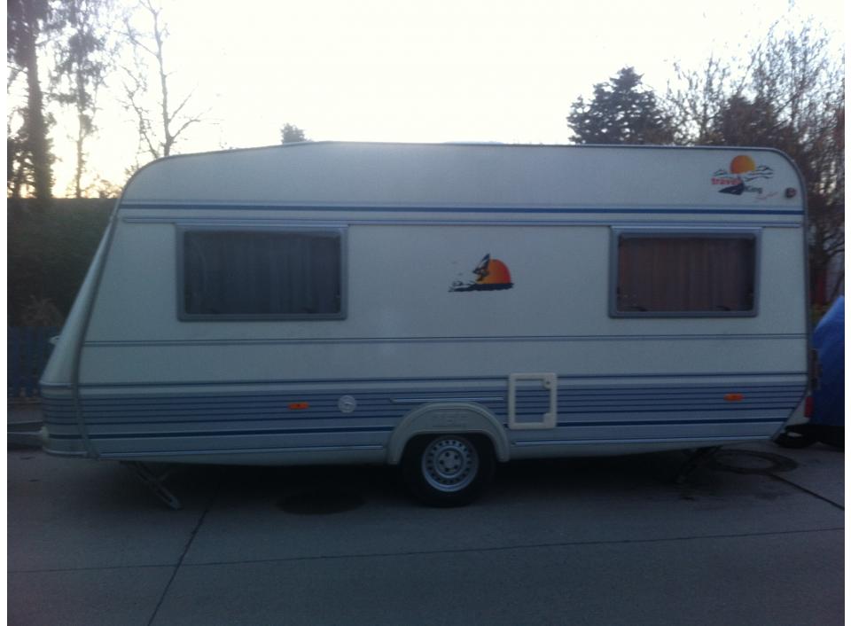 tec travel king 490 k als pickup camper bei. Black Bedroom Furniture Sets. Home Design Ideas