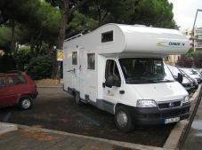 Chausson Welcome WS - Familienwohnmobil-