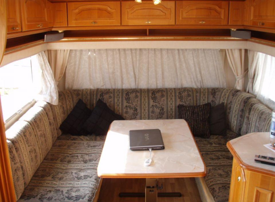 tabbert comtesse 560 dv als pickup camper bei. Black Bedroom Furniture Sets. Home Design Ideas