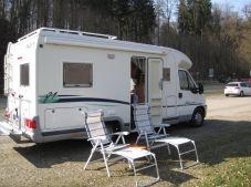 Camping Car Fiat Trigano Riviera
