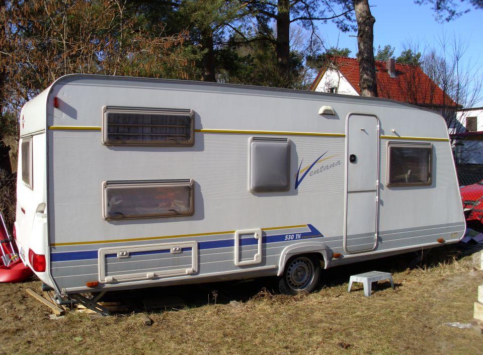 b rstner ventana avantgarde 530 tk als pickup camper bei. Black Bedroom Furniture Sets. Home Design Ideas