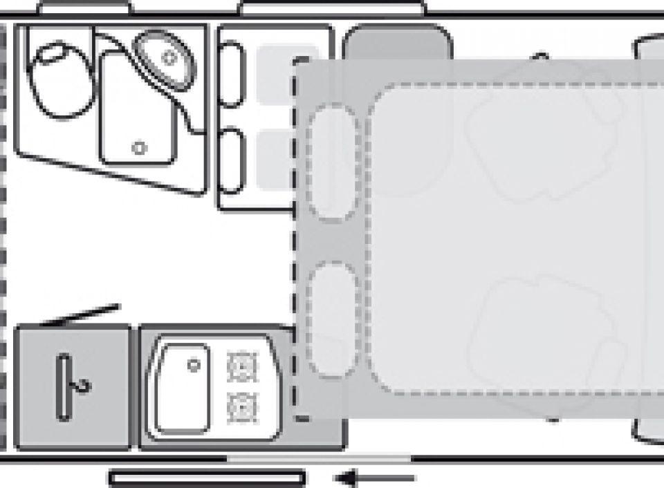 weinsberg carabus 601 mqh als kastenwagen in bissendorf. Black Bedroom Furniture Sets. Home Design Ideas