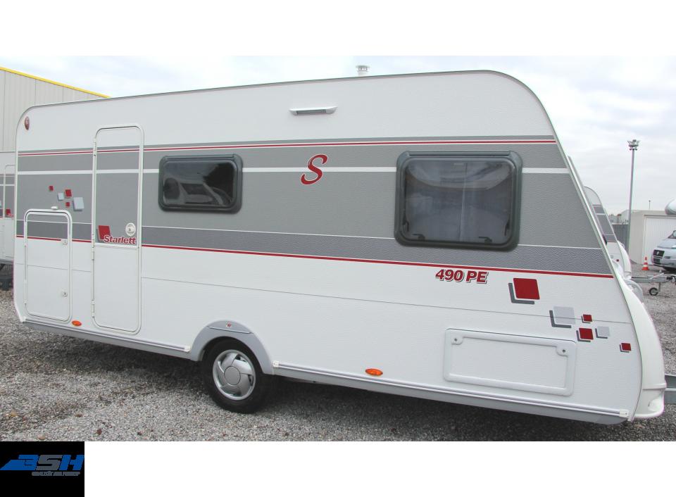 sterckeman starlett 490 pe als pickup camper in baesweiler bei. Black Bedroom Furniture Sets. Home Design Ideas