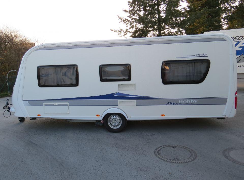 hobby prestige 560 ufe als pickup camper bei. Black Bedroom Furniture Sets. Home Design Ideas